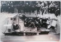 21. 8. 1968 v Liberci
