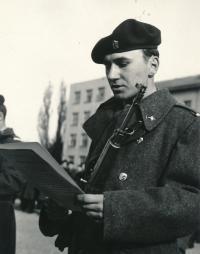 Vojenská přísaha 6.listopadu 1966