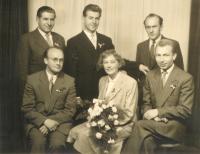 Svatba bratra Jana – začátek 60. let