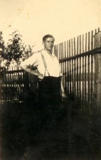 Jaroslav Svoboda v roce 1941
