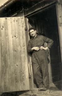 Jar. Svoboda ve Štýrském Hradci, prosinec 1942