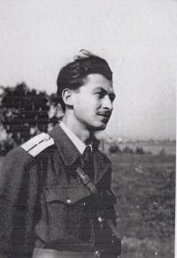 1953 R. Doleček na vojně