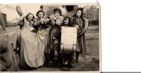Zájezd se souborem divadla Kotva 1947