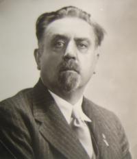 Exilový ministr Jaromír Nečas