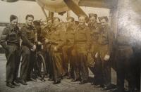 Příslušníci RAF