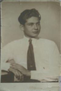 Jiří Pavel Kafka, 1939