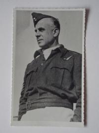 Strýc Emil Kuklínek, letec RAF