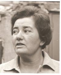 Anna Fidlerová 70.léta