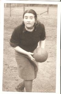 Anna Fidlerová 1943