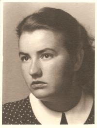 Anna Fidlerová 16.6.1943