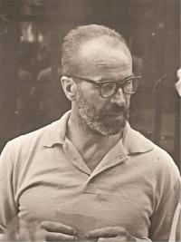 Miroslav Linhart, první manžel Anny Fidlerové