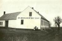 Rodný dům Žofie Pekařové ve Vlasaticích