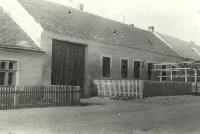 Rodný dům Johanny Czak, matky Žofie Pekařové