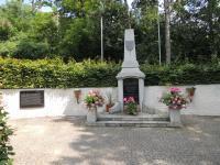 Památník německého obyvatelstva Vlasatic v rakouském městě Staatz