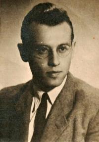 Bohumír Hájek in the 1950s