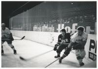 1967, Vídeň, zápas s Kanadou