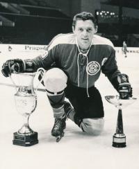 1967/8, Jan Gusta Havel, utkání ČKD vs. Sparta