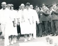 Helena a fanfára, 1986