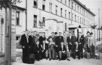 Future soldiers of the Vládní vojsko, October, 5, 1943