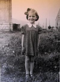 Eliščina dcera Alice; Rotava; 1953