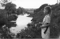 Jaroslav Bukovský v letech 2.světové války