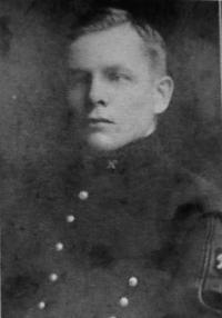 Father Pavel Žebrák in a miner's uniform