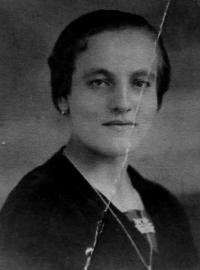 Mother Otýlie Žebráková
