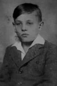 František Žebrák in 1937