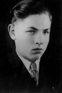 František Žebrák in 1943