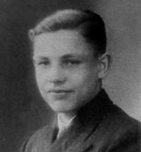 František Žebrák in 1942