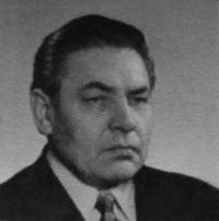 František Žebrák in 1981