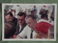 J.Poš, J.Kluge, J.Trnka a v červeném šátku Z. Deitchová 1965