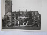 Květen 1945 - Staroměstská radnice