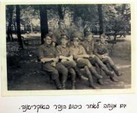 taking a rest in Ukraine in 1944