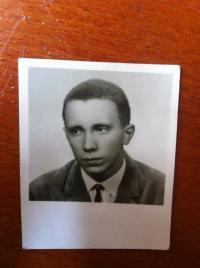 Sedmnáctiletý Ondřej Hoch