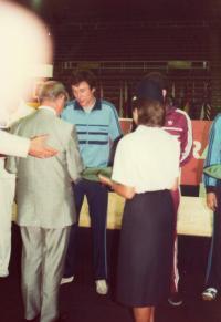 MS v Barceloně 1985