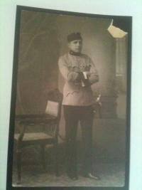 Pavel Bader - father