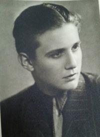 Bratr Vladimír Tejček 7.11.1944