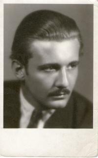 Bratr Vladimír Tejček, 1948