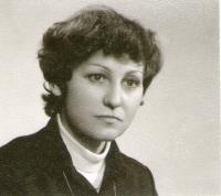 Eva Doleželová, roz. Tejčková