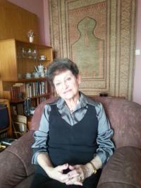 Současné foto paní Doleželové