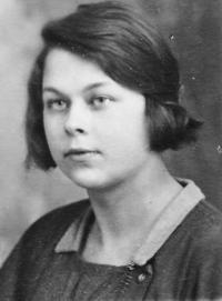 Teta Natálie, rok 1930