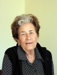 Karla Katschnerová v červenci 2014