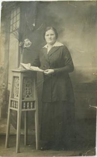 Vladimír's mother