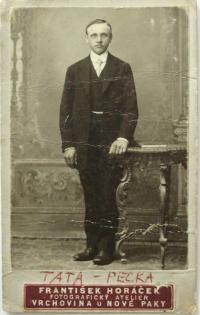 Vladimír's father