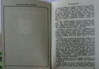 Work licence of Vladimír's father
