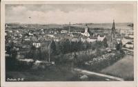 Ostritz 1945 - postcard