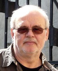 Profilová současná fotografie