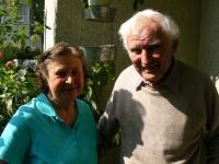 Helene Klier Šrůtek and Emil Klier