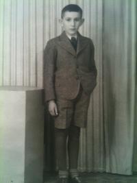 Richard Muller - young boy